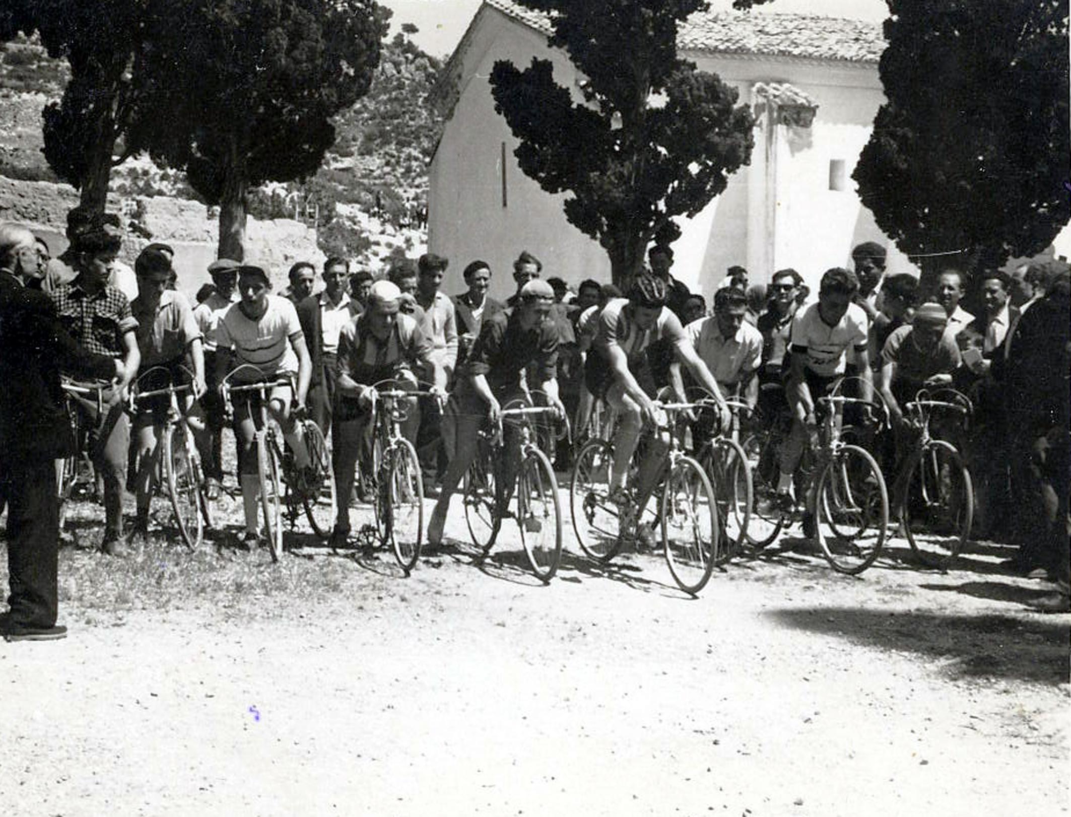 Cursa Ciclista a Sant Jeroni de Móra d'Ebre