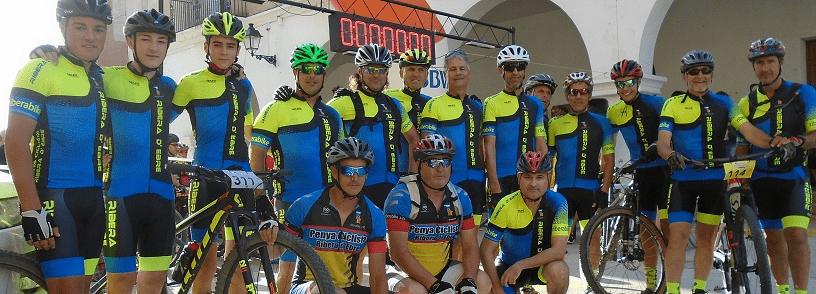 penya ciclista ribera d'ebre cursa auberge de benissanet el raco del soci/sòcia
