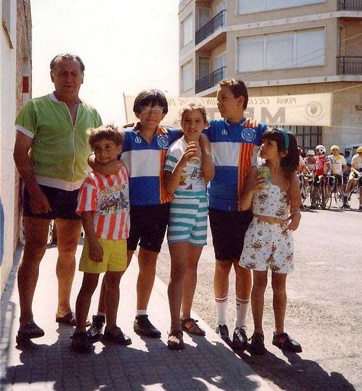 1995 Cursa Interescoles a Mont-roig