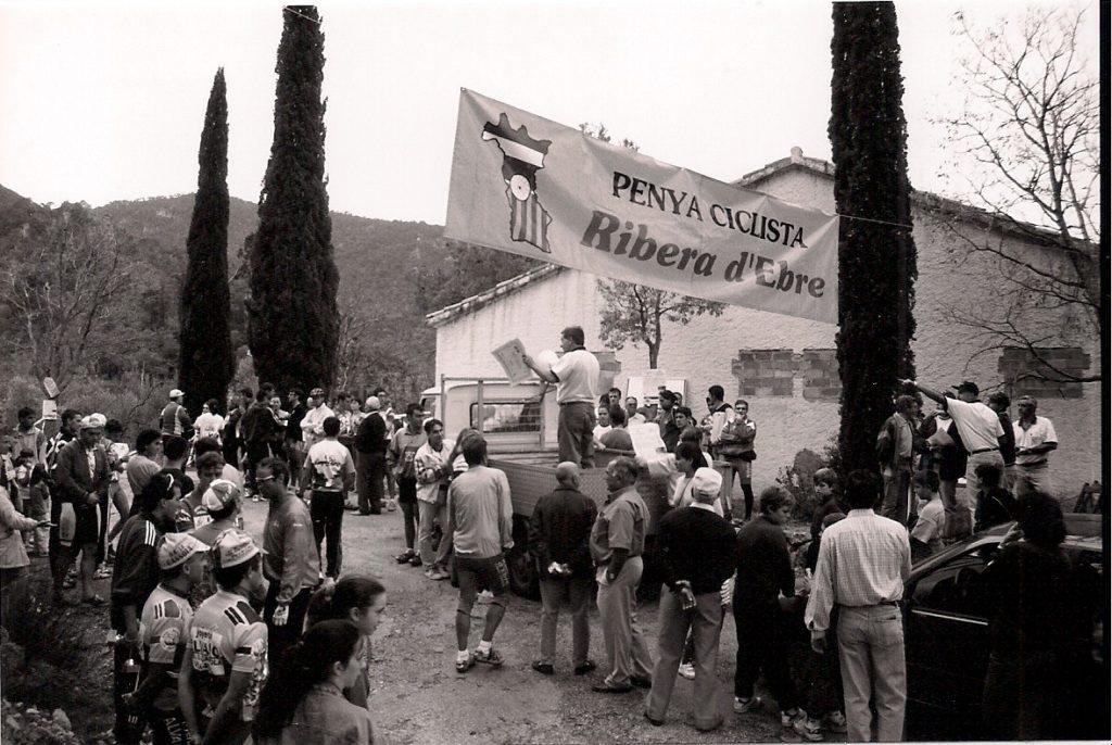 14ena Pujada a Cardó, 4 octubre 1998