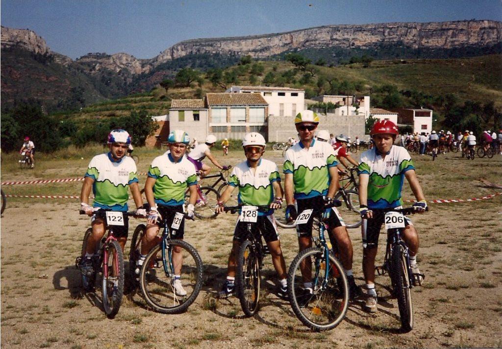 1992 Cursa BTT a El Lloar (Priorat)