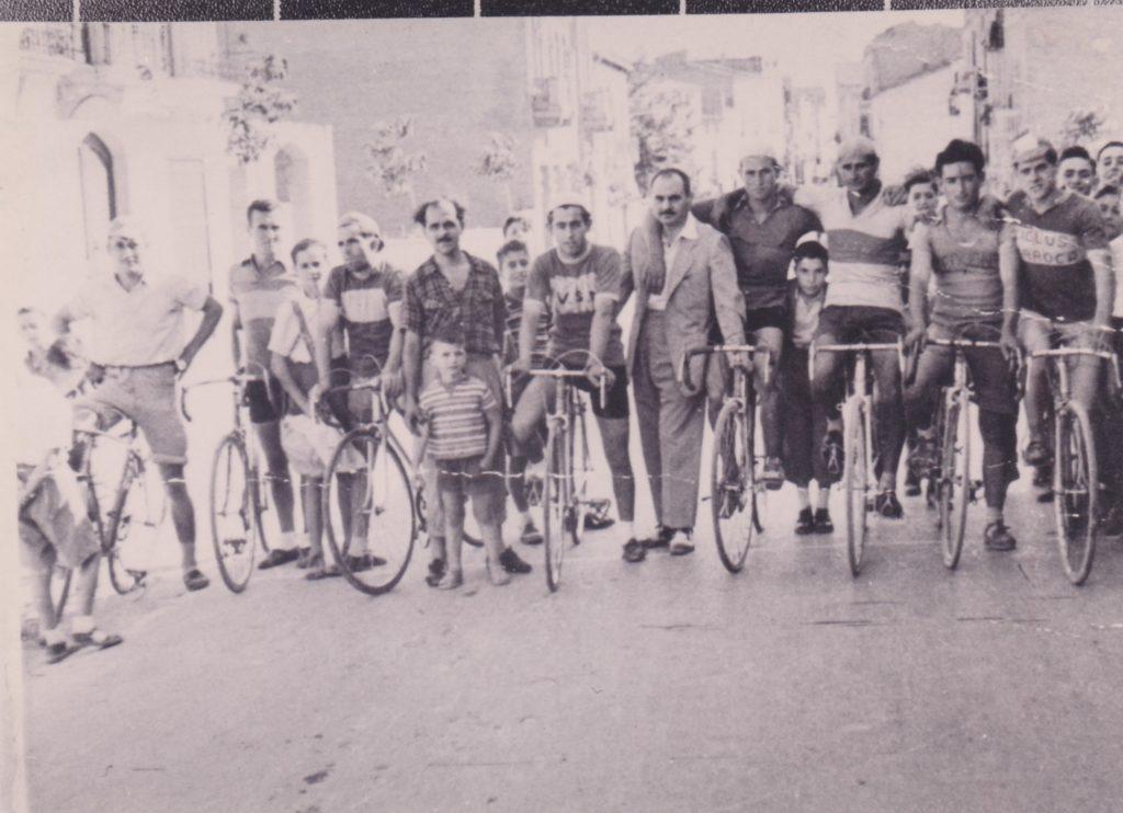 1958 cursa a Benissanet
