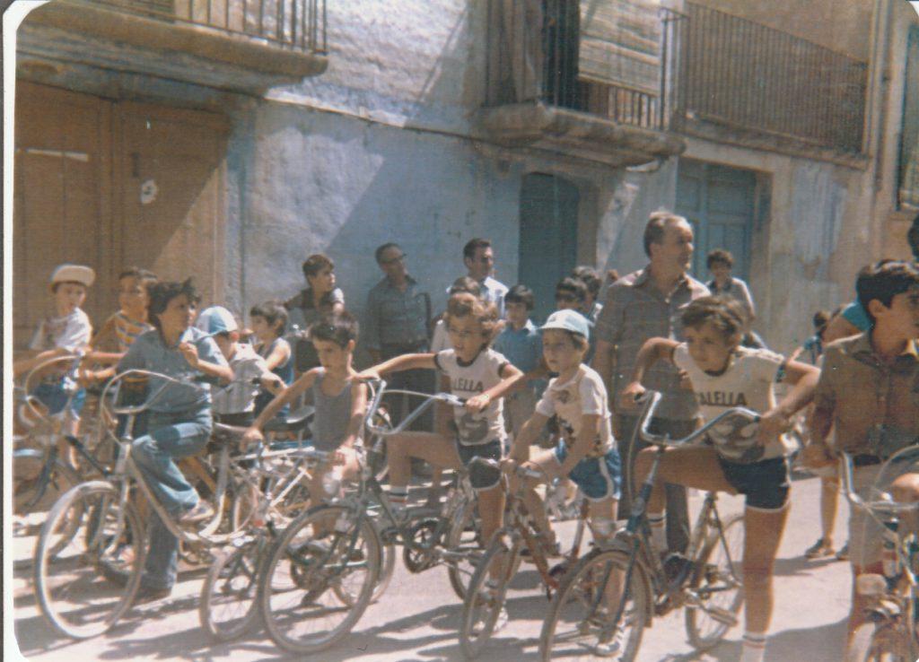 1981 Xavier Roca,Oscar Miro, Eladio Caballe,Pere ...,Eduardo ....,Raul Sole,Gerard Roca, Mario Sole,Albert Masedo