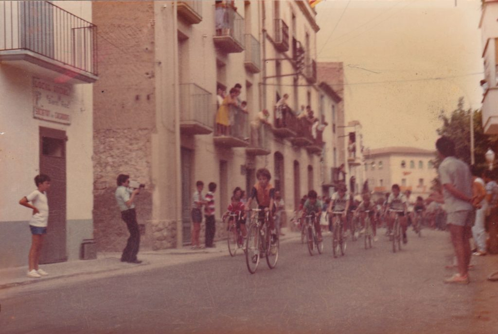 1984 cursa a Benissanet