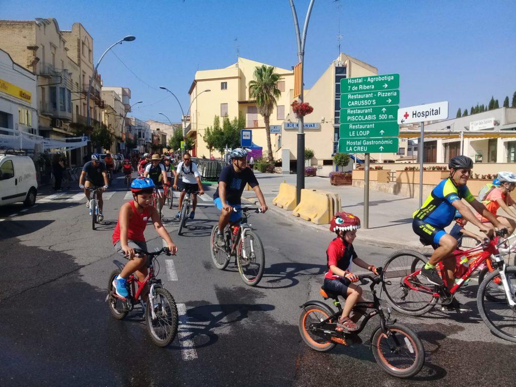 Marxa Ciclista Popular Festa Major Móra d'Ebre 2019