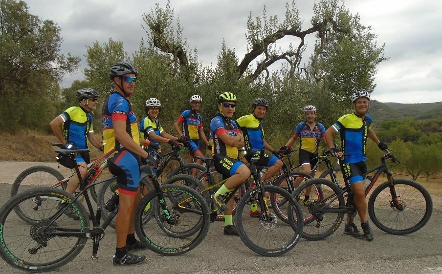 Sortida de la Penya Ciclista Ribera d'Ebre