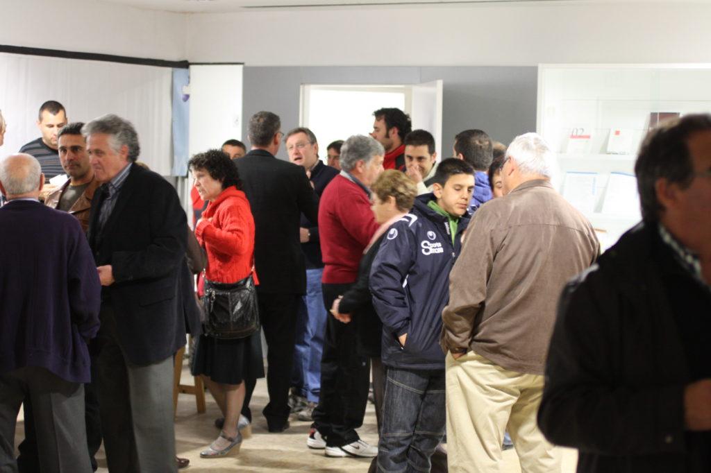"""Presentació i inauguració de l'exposició """"25 anys de ciclisme a la Ribera"""""""