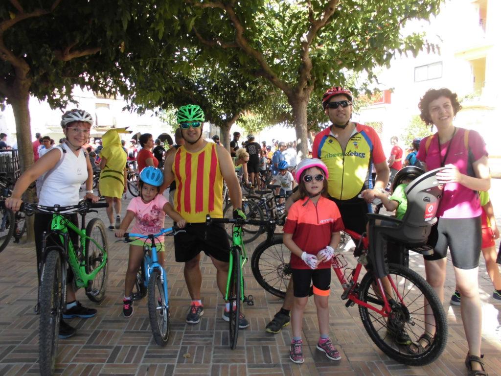 Marxa Ciclista Popular Festa Major 2016
