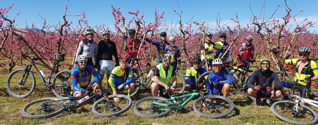 penya ciclista ribera d'ebre temps de floració